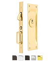 Emtek Classic Pocket Door Mortise Hardware