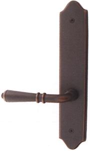Emtek Multi Point Patio Door Lock Trim Configuration 4