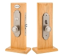 Emtek Charleston Mortise Sideplate Locks