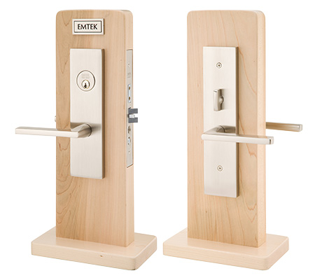 Emtek Mormont Mortise Sideplate Locks