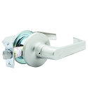 EZSet RH Series CT Lever Grade II Passage Function Commercial Lockset