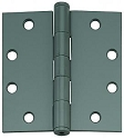 PHG 4 Inch Commercial Grade Plain Bearing Hinge with Square Corners (each)