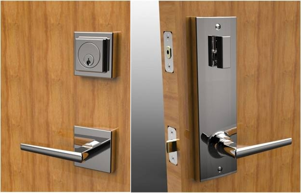Advantage 5.5 Inch CC IP Series Interconnected Lockset