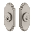 Grandeur Arc Deadbolt - Double Cylinder