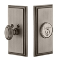 Grandeur Carre Deadbolt - Single Cylinder