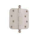 Grandeur 4 inch Ball Tip Hinge with 5/8 inch Radius Corners