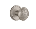 Grandeur Georgetown Rosette with Windsor Knob