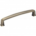 Hardware Resources Milan 1 128 mm CC Cabinet Pull in Satin Bronze