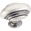 Hardware Resources Amsden 1-5/8 Inch Cabinet Knob - Distressed Pewter