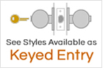 Keyed Entry Locks