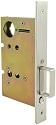 Inox PD8000 Series Pocket Door Mortise Lockbox Only
