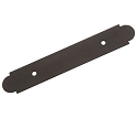 Amerock 3 Inch CC Oil-Rubbed Bronze Pull Backplate