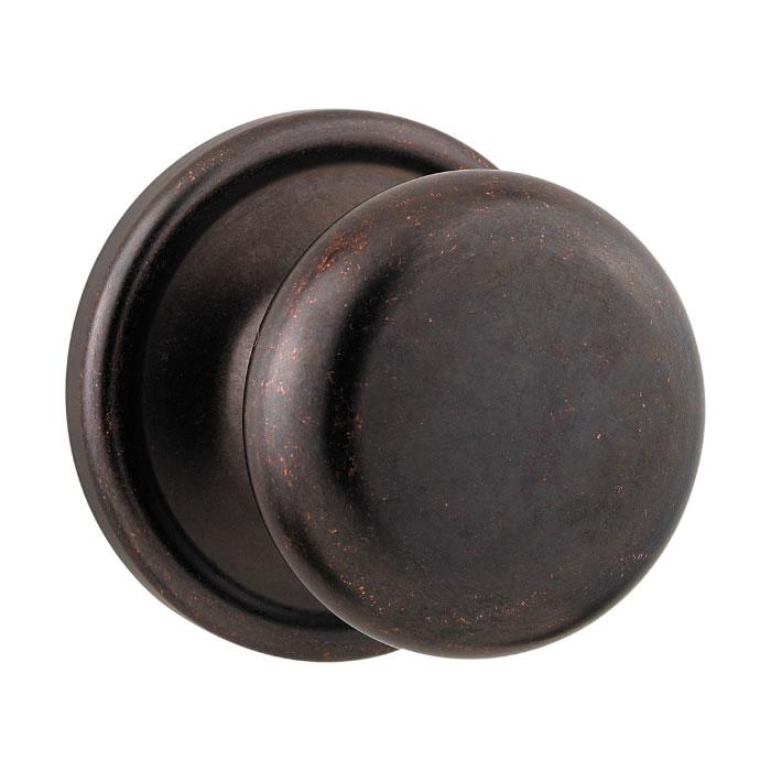 Kwikset Hancock - Rustic Bronze