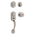 Kwikset Montara Two-Point Handleset