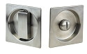 Linnea Standard Bore Pocket Door Lock - Square Style