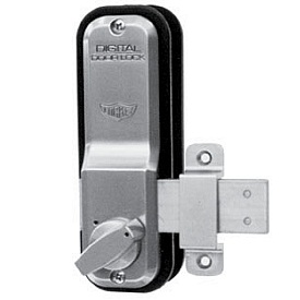 Lockey Style 2200 Surface Mount Deadbolt