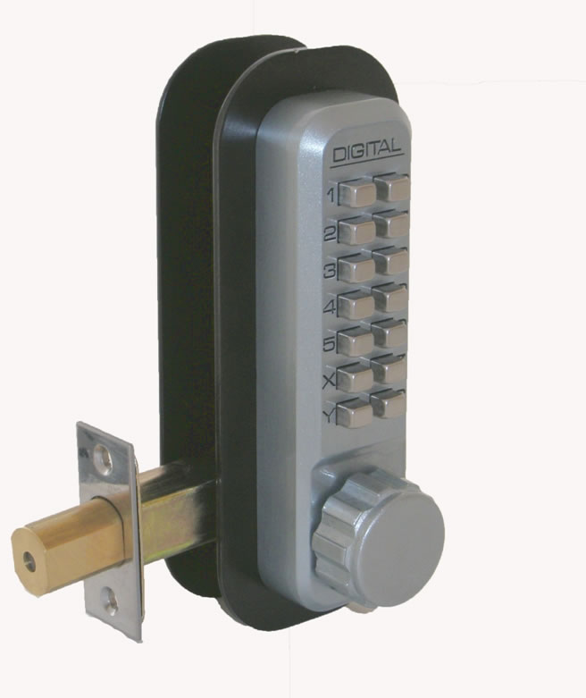 Lockey Style 2210 Single Combination Deadbolt