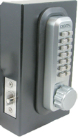 Lockey Style 2230 Deadlocking Spring Latch