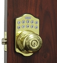 Lockey E-Digital E930R Electronic Knob Lock