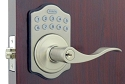 Lockey E-Digital E985R Electronic Lever Lock