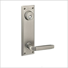 Decorative Sideplate Locks