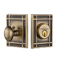 Nostalgic Warehouse Mission Single Cylinder Deadbolt