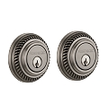 Nostalgic Warehouse Rope Style Double Cylinder Deadbolt
