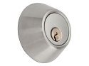Nova Hardware Stainless Steel Single Cylinder Uranus Deadbolt
