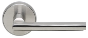 Omnia Stainless Steel Lever Style 43