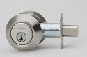 Omnia Stainless Steel Double Cylinder Deadbolt Style D9000AC