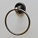 Residential Essentials  Woodrich Series Towel Ring