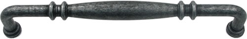 Rusticware 6 Inch CC Appliance Pull - Iron