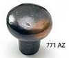 Schaub Antique Bronze Knob 771-AZ