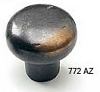 Schaub Antique Bronze Knob 772-AZ