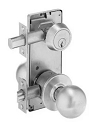 Schlage Orbit H-Series Single Keyed Entry Commercial Knobset