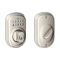 Schlage BE365 Plymouth Keyless Deadbolt