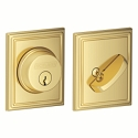 Schlage B60 Addison Style Single Cylinder Deadbolt