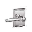 Schlage Birmingham Lever Handle with Addison rosette