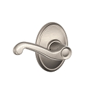 Schlage Flair Lever Handle with Wakefield Rosette