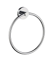 Smedbo Home Collection Towel Ring - Polished Chrome