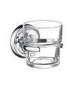 Smedbo Villa Collection Tumbler Holder - Polished Chrome