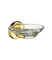 Smedbo Villa Collection Soap Dish Holder - Polished Brass