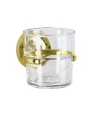 Smedbo Villa Collection Tumbler Holder - Polished Brass