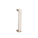 Sure-Loc Rustic Barn Door Handle Satin Nickel