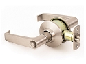Sure-Loc Cedar HC Cylindrical Lever - Satin Nickel