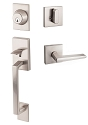 Sure-Loc Koln Entrance Handleset