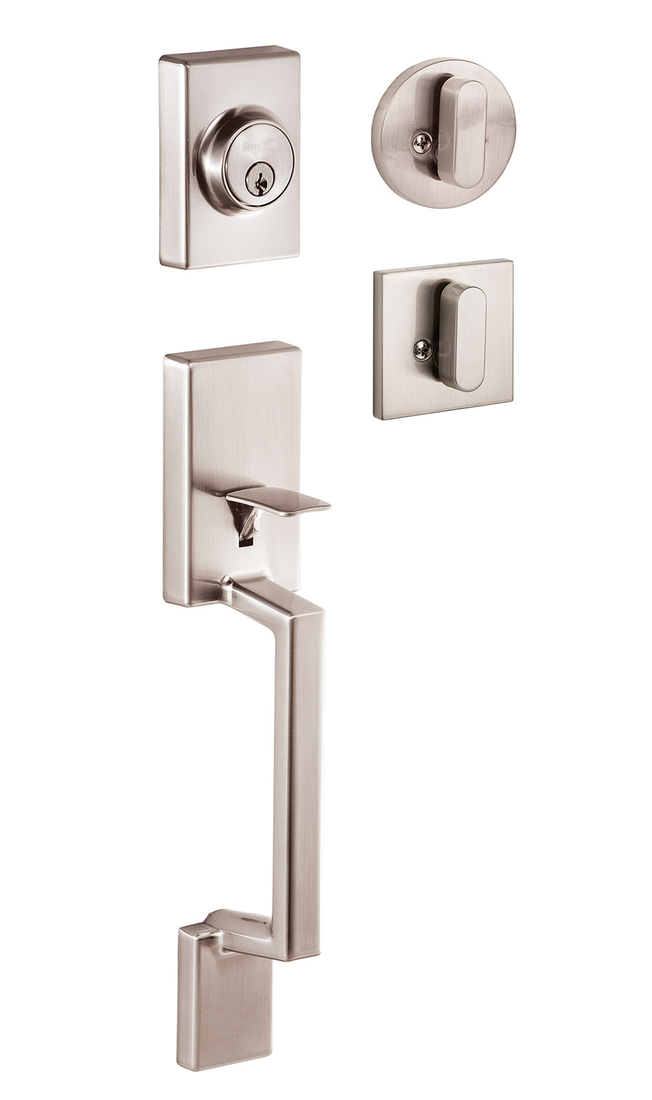 Sure-Loc Stockholm Entrance Handleset