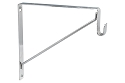 Sure-Loc SRS-7 Shelf and Rod Support Bracket (For Oval Rod)