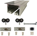 Cavity Sliders Heavy Duty Track for Sliding Doors - up to 1100lb capacity