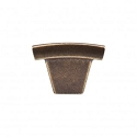 Top Knobs Sanctuary I Arched Knob 1 1/2 Inch - German Bronze